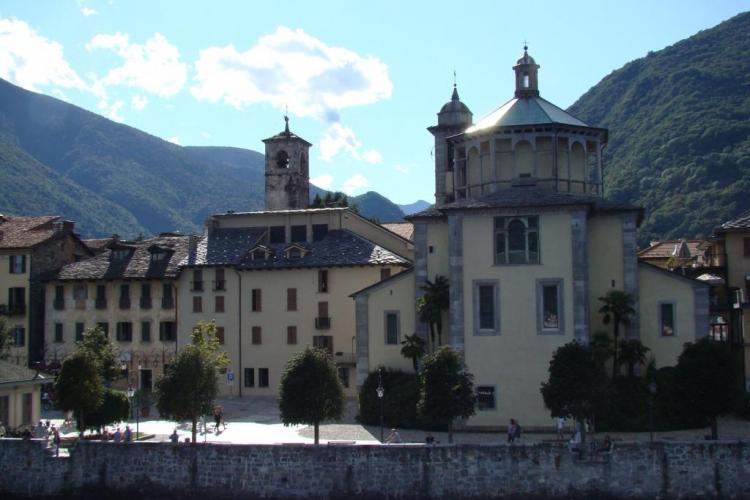 ITINERARIO 14 - Da Verbania al confine svizzero lungo la Via delle ...